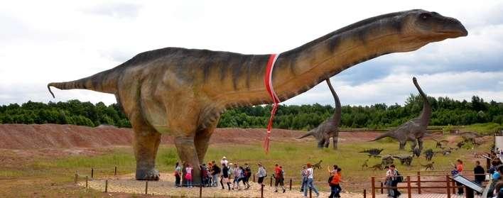 Park dinozaurów krasiejów